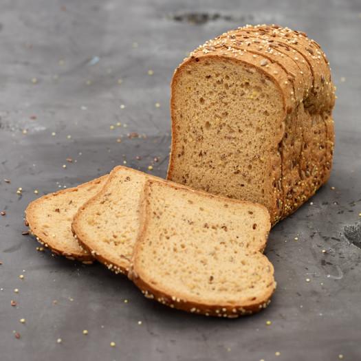 Meergranenbrood glutenvrij
