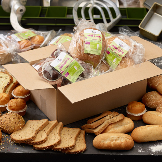 Duurzaamheidspakket glutenvrij compleet t.w.v. minimaal €30