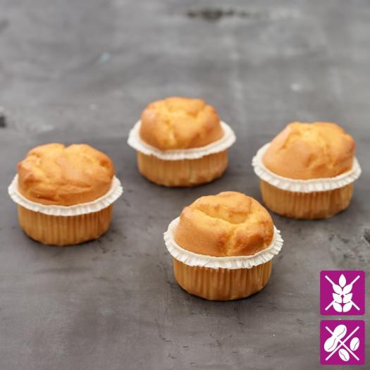 Vanille muffins glutenvrij