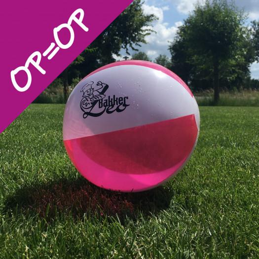 Roze Strandbal