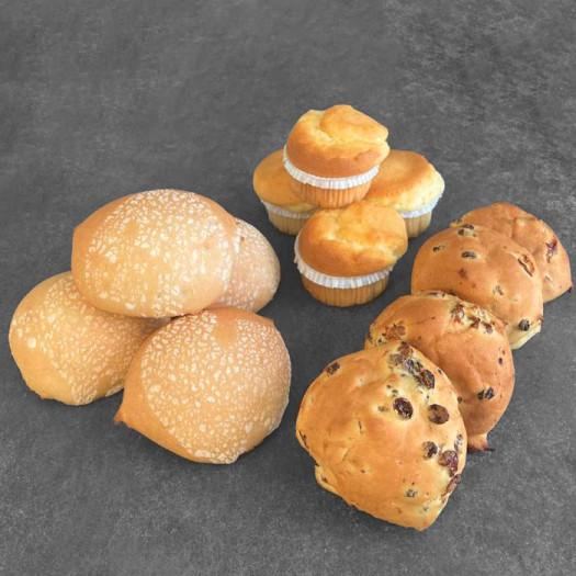 Hemelvaart-Pinksterpakket Glutenvrij